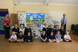 Moor to Sea project - AG school