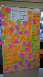 neighbourhood plan - first forum
