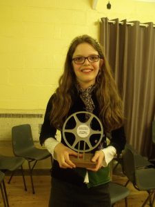 Film Fest 2015 winner - Jennie Abrahall