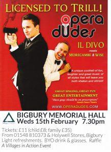 Opera Dudes Bigbury S Hams 150217